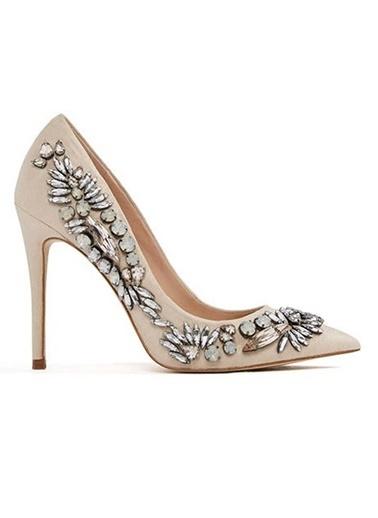 Taşlı Stiletto Ayakkabı-Aldo